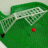 Voetbal goal