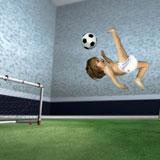 Voetbal-kindklein