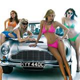Auto meisjes