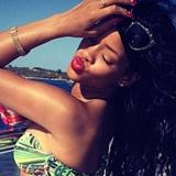 Rihanna Capri