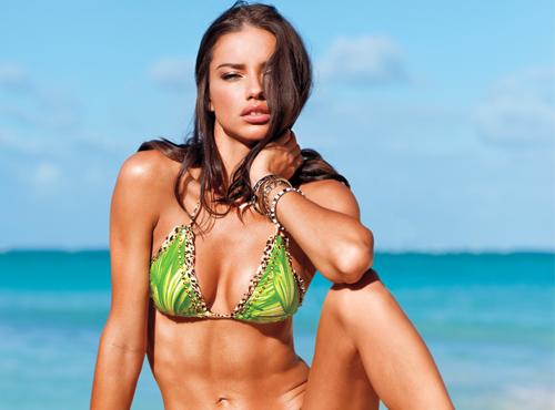 Adriana Lima pasen