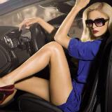 DJ Paris Hilton petitie
