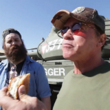 Arnold Schwarzenegger Epic Meal Time