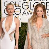 Lopez Hudson Golden Globes
