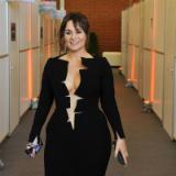Trijntje Oosterhuis Songfestival jurk