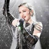 Madonna schaamhaar