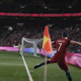 Ronaldo Nike commercial