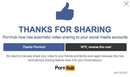 Pornhub 1 aprilgrap