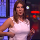 Marieke Elsinga weg bij RTL Late Night