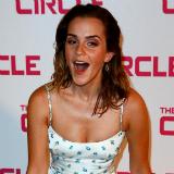 Emma Watson decollete