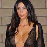 Kim Kardashian weer zwanger