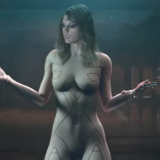 Taylor Swift naakte robot
