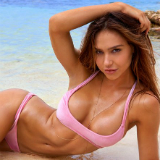 Alexis Ren SI Rookie of the Year