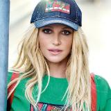 Britney Spears onherkenbaar