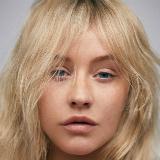 Christina Aguilera zonder Makeup