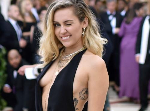 Miley Met Gala