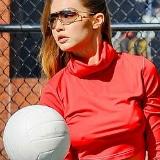 Gigi Hadid volleybal