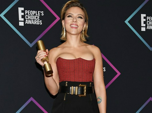 Scarlett Johansson verloofd