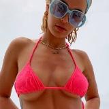 Rita Ora Underboob