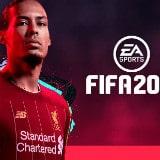 FIFA 20 Virgil van Dijk