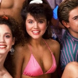 Tiffani Amber Thiessen Saved By The Bell Reboot