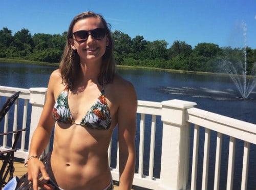 Nadine Visser WK atletiek