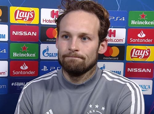 Ajax Google Trends Daley Blind