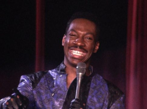 Eddie Murphy in Raw