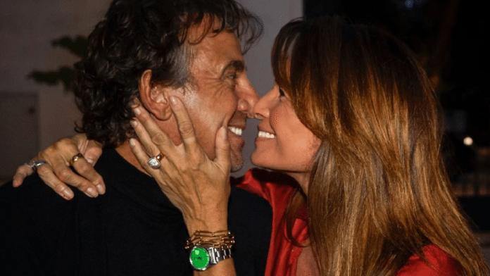 Marco Borsato en zijn vrouw Leontien © Instagram