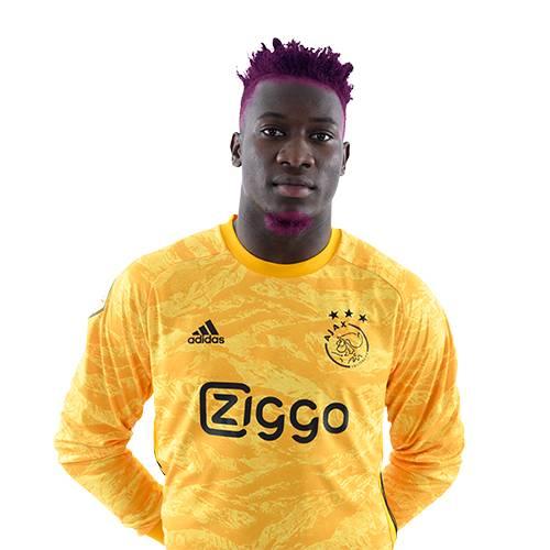 André Oanana, keeper van Ajax