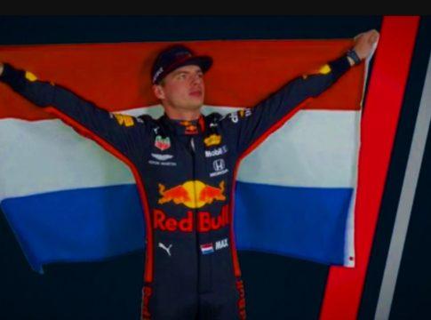 Max Verstappen Kampioen