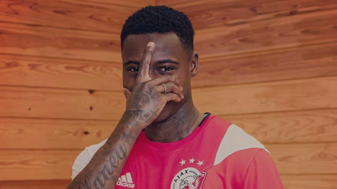 Quincy Promes Ajax hakje blessure faal