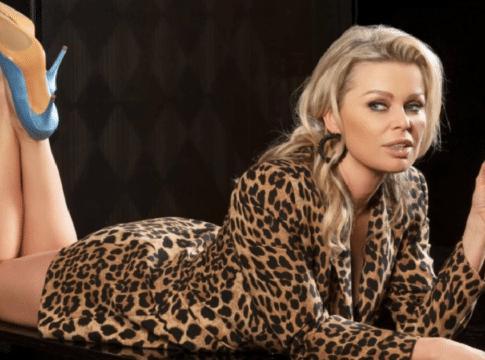 Bridget Maasland = Beeld: Veronica Magazine