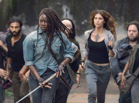 The Walking Dead Corona