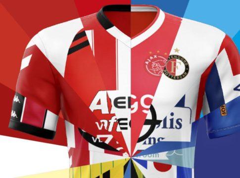 Eredivisie shirt festival