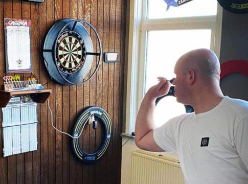 Michael van Gerwen PDC 32 dagen toernooi