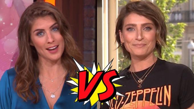 Battle of the babes: marieke elsinga vs Vivienne van den assem