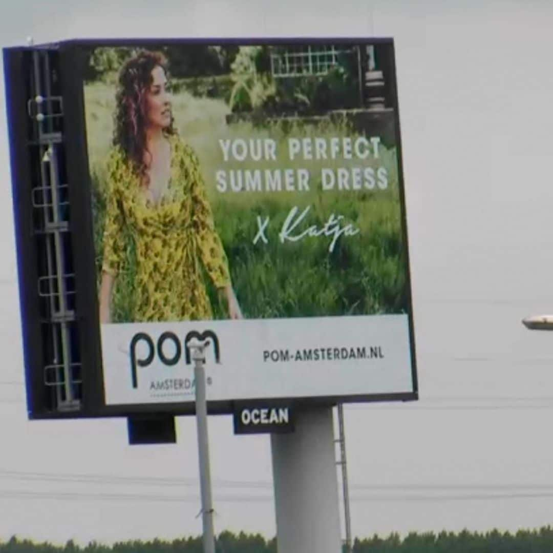 Katja Schuurman Billboard