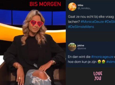 Monica Geuze Slimste Mens haters