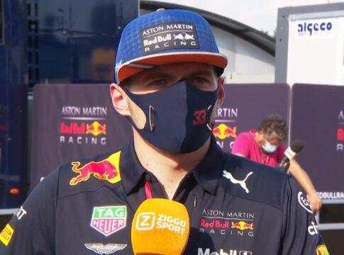 Max Verstappen F1 Monza
