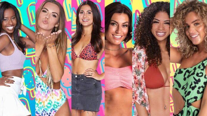 Love Island 2020 vrouwen