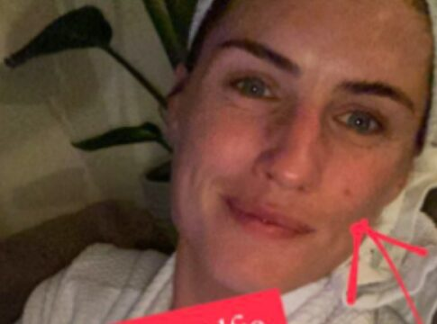 marieke elsinga zonder makeup