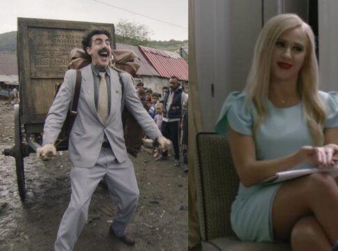 Borat 2 Maria Bakalova