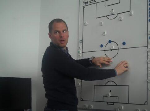 Frank de Boer bondscoach oranje Nederlands elftal Bosnië