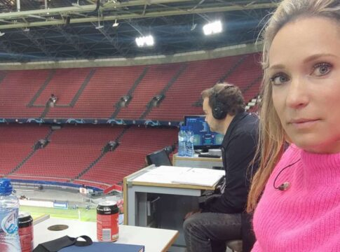 Helene Hendriks Ajax Liverpool Champions League
