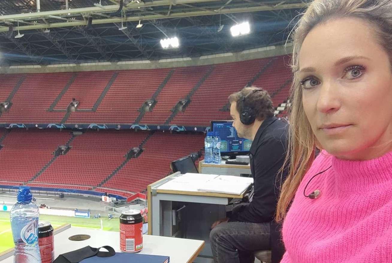 Helene Hendriks Ajax Liverpool Champions League