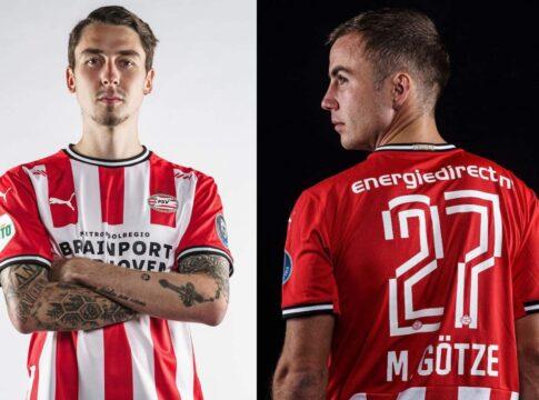 Mario Götze Duitsland PSV Eredivisie Transfermarkt