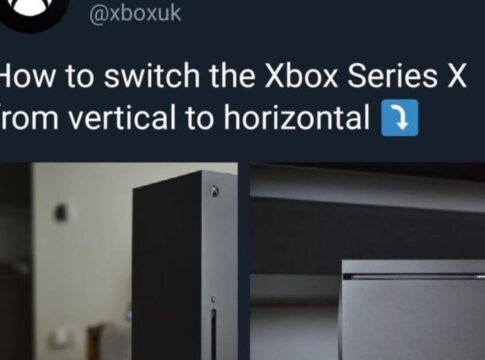 Twitter Xbox Sony Playstation Microsoft PS5