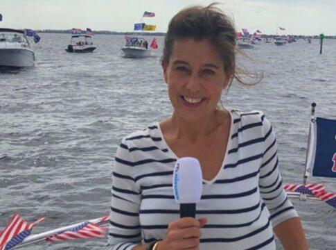 Floor Bremer - RTL4 - politiek verslaggeefster