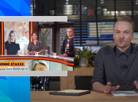 Arjen Lubach Deepfakes Zondag met Lubach Dionne Stax